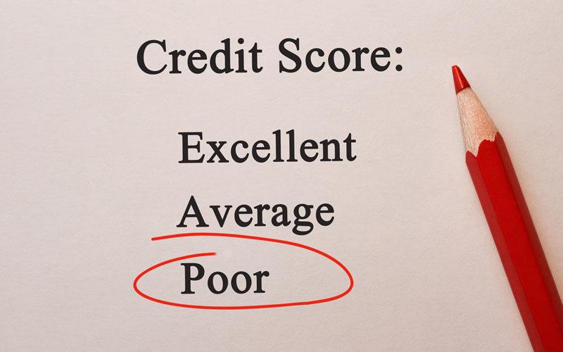 Does Bad Credit Matter?