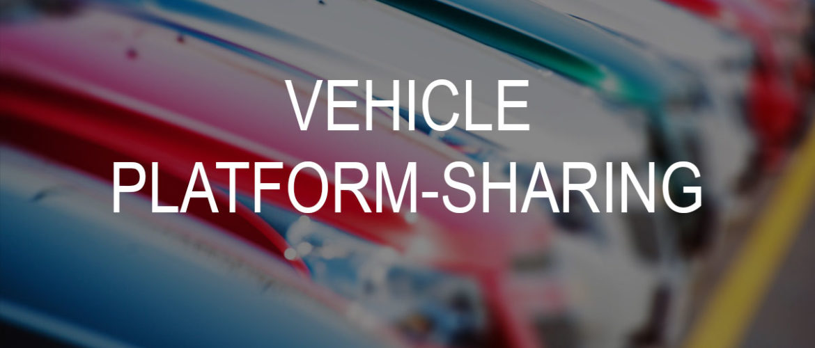 A Quick Guide to Vehicle Platform-Sharing