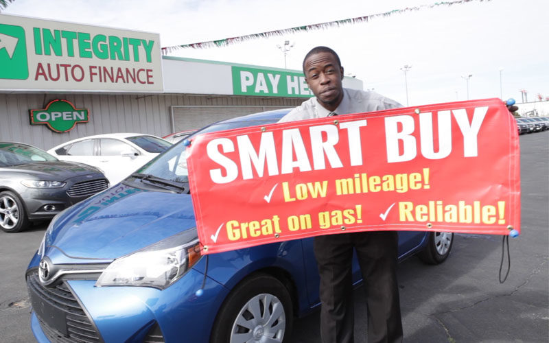 """Smart Buy"" Vehicles at Integrity"