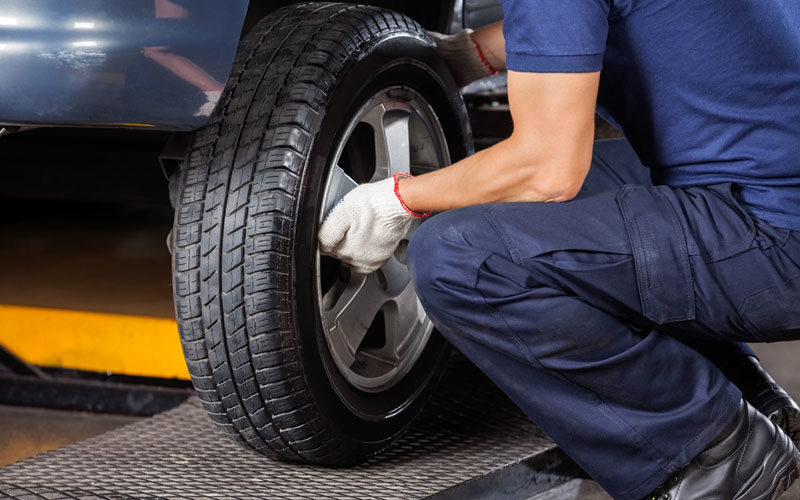 Used Car Maintenance 101: Tire Rotation & Alignment