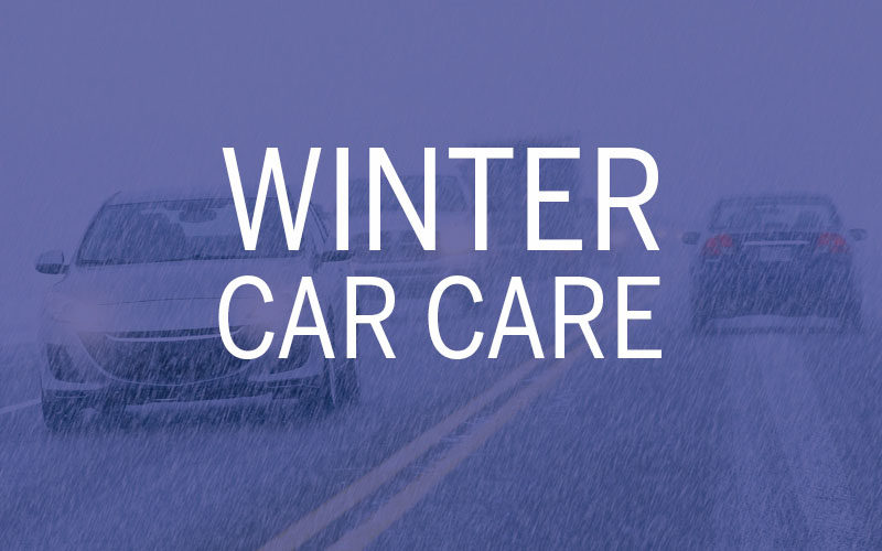 Used Car Maintenance 101: Winter Car Care