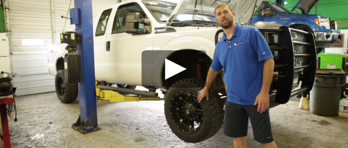 Integrity Trucks: 132-Point Inspection [video]