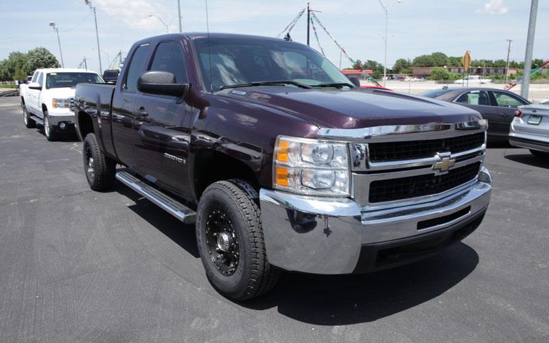 Best 3 4 Ton Truck >> Half Ton And 3 4 Ton Used Trucks Integrity Auto Finance