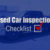 used-car-inspection-checklist