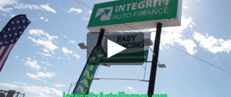 Integrity Auto Finance: We Are The Bank! [video]