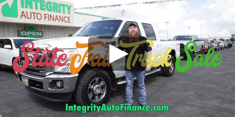 State Fair Truck Sale 2018 [video]