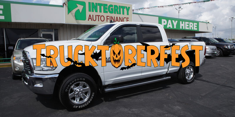 Trucktoberfest at Integrity [video]