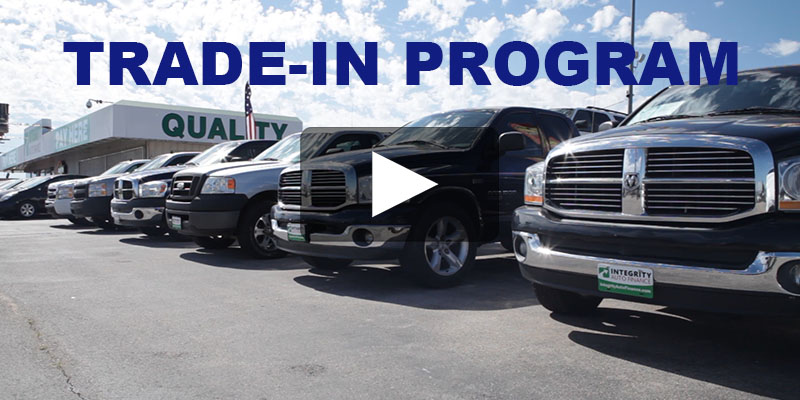 The Integrity Difference: Trade-In Program & Reconditioned Inventory [video]