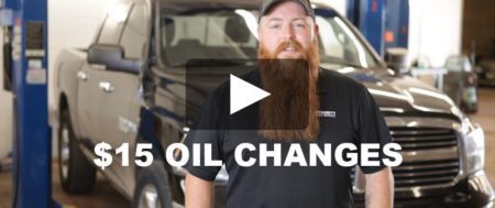 $15 Oil Change Program & Regular Maintenance [video]