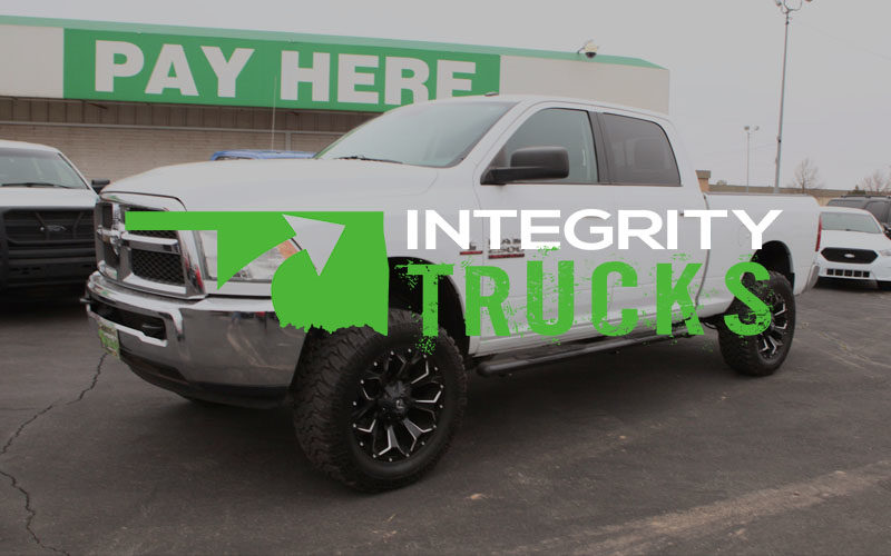 Integrity Trucks: Best in Stock – 2015 RAM 2500 Diesel [video]