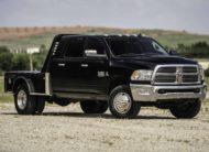 **SOLD** 2013 RAM 3500 Megacab Dually 4×4 **6.7L Cummins Diesel** – Stock # 616476