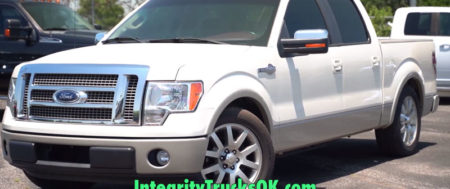 Test Drive with Integrity – Ford F-150 King Ranch [video]