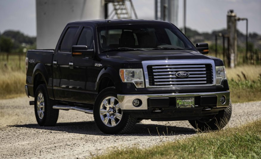 **SOLD** 2010 Ford F-150 XLT 4×4 – Stock # E74659R1