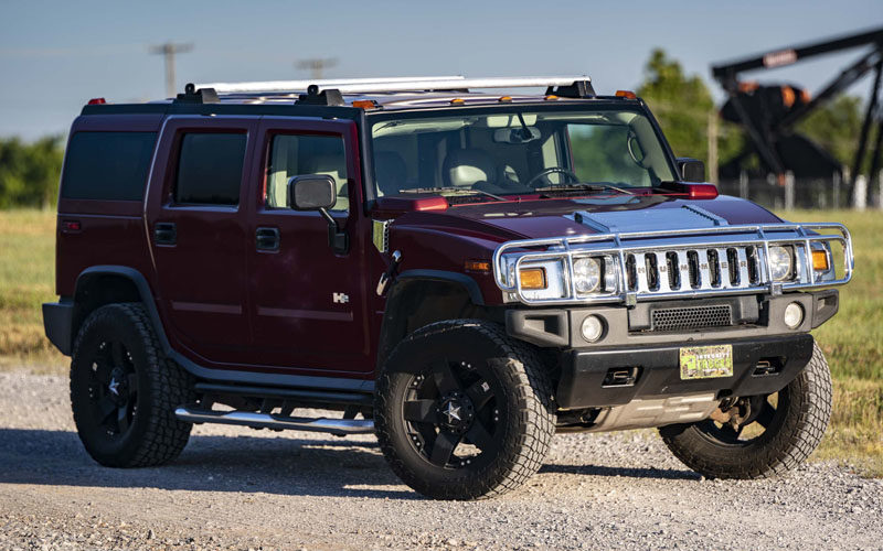 Integrity Test Drive: Hummer H2 [video]