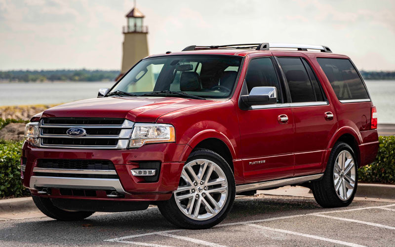 Test Drive with Integrity: 2015 Ford Expedition Platinum