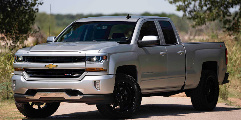 Test Drive with Integrity: 2016 Chevy Silverado