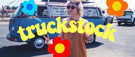 Truckstock: 31 Days of Peace, Love & Trucks