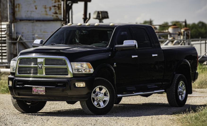 **SOLD** 2012 Dodge 2500 Megacab Laramie 4×4 – Stock # 252292