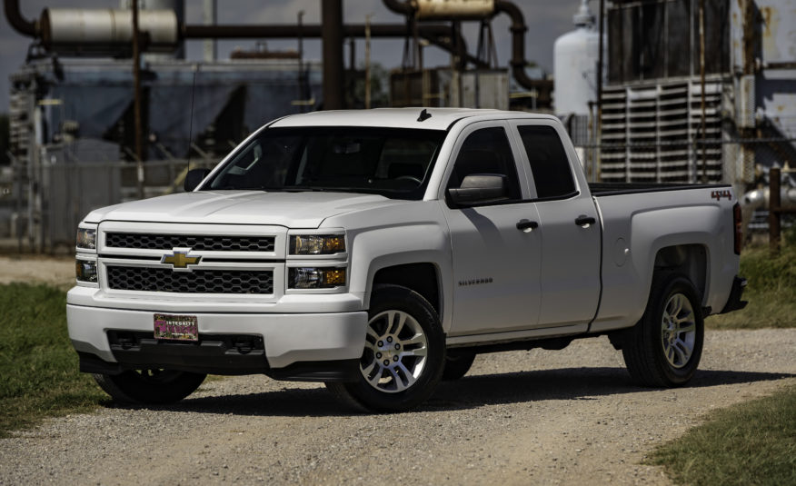 **SOLD** 2014 Chevy Silverado – Stock # 360332