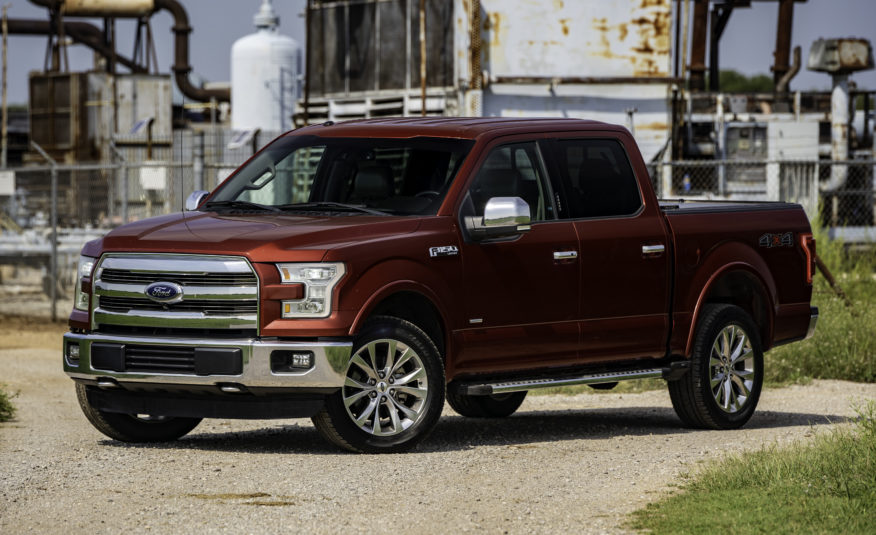 2015 Ford F-150 Lariat 4×4 – Stock # 88872
