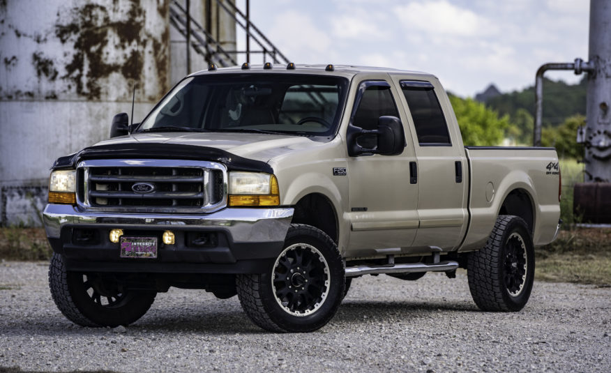 2001 Ford F-250 **7.3L Powerstroke** 4WD – Stock # A77203