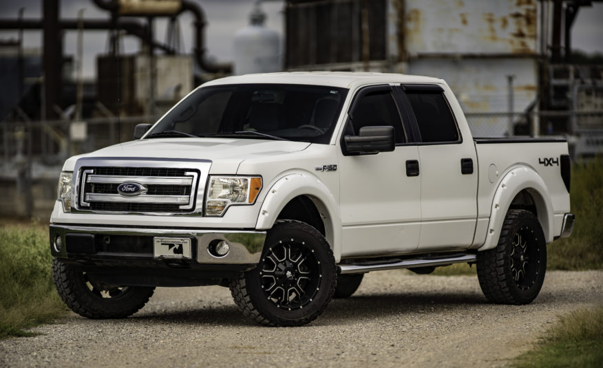 **SOLD** 2013 Ford F-150 XLT – Stock # F80775