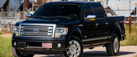 Test Drive with Integrity: 2013 Ford F-150 Platinum