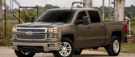 Test Drive with Integrity: 2014 Chevy Silverado 4X4