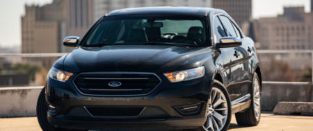 Test Drive with Integrity: 2015 Ford Taurus Limited