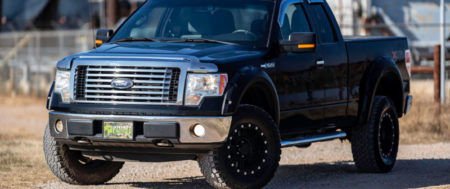 Test Drive with Integrity: 2011 Ford F-150