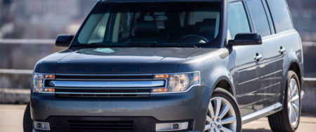 Test Drive with Integrity: 2016 Ford Flex
