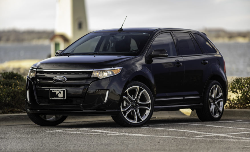 2013 Ford Edge – Stock # 81220