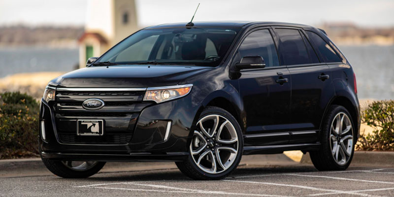 Test Drive with Integrity: 2013 Ford Edge