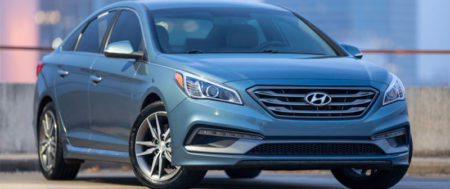 Test Drive with Integrity: 2015 Hyundai Sonata
