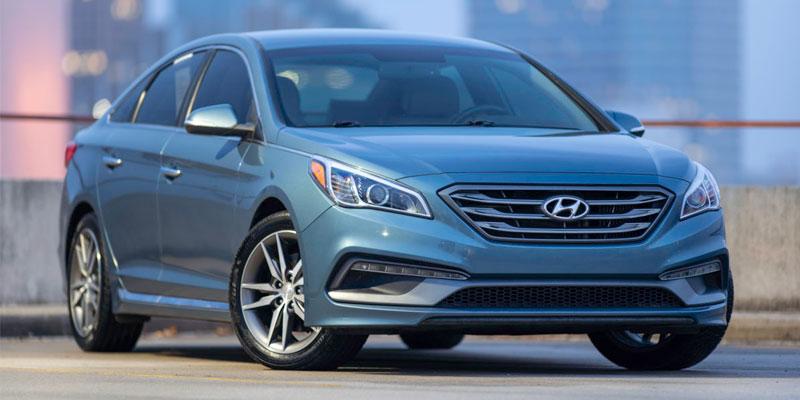 Test Drive with Integrity: 2015 Hyundai Sonata