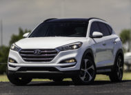 2016 Hyundai Tucson Limited AWD – Stock #114814