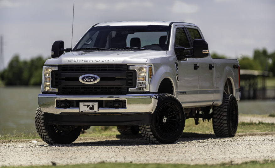 2017 Ford F-250 XL 4WD **6.7L Powerstroke**- Stock # 38069