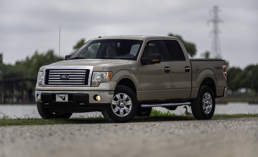 2012 Ford F-150 XLT – Stock # 68160