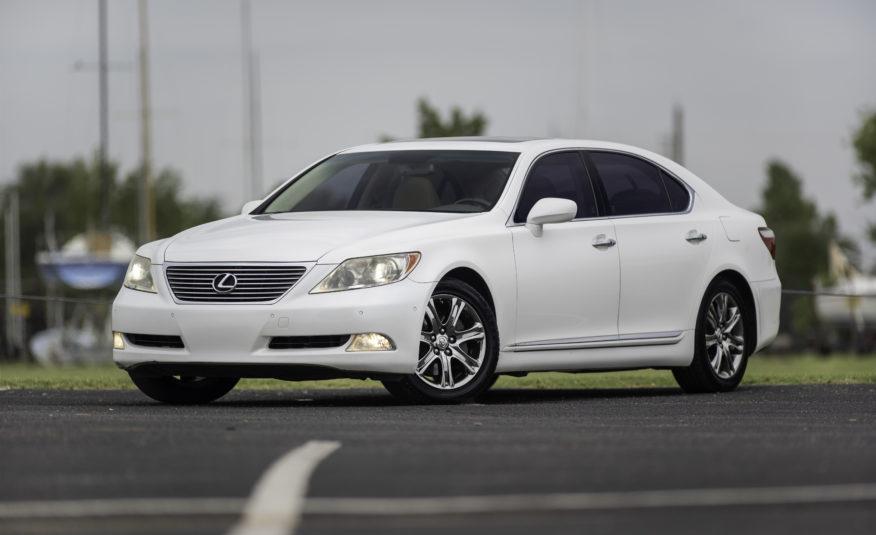 **SOLD** 2007 Lexus LS460 Stock# 009671