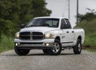 **SOLD** 2006 Dodge Ram 2500 Lone Star Cummins – Stock # 199227