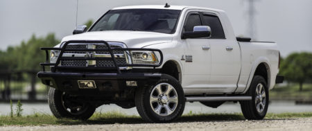 Test Drive with Integrity: 2014 RAM 2500 Laramie