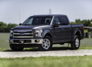 2015 Ford F-150 Lariat 4×4 – Stock # A54511