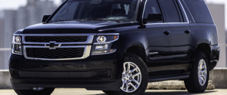Test Drive with Integrity: 2016 Chevy Suburban LT