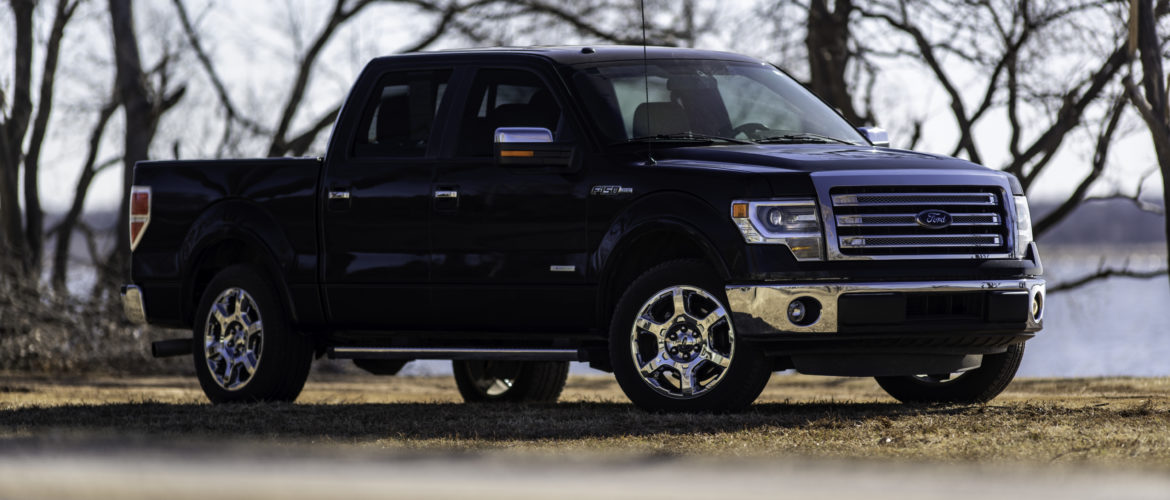Test Drive with Integrity: 2014 Ford F-150 Lariat