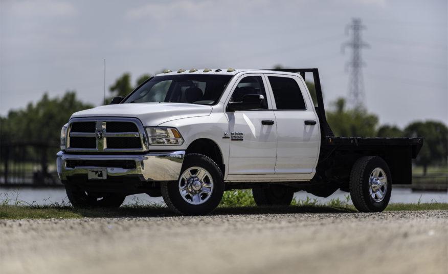 **SOLD** 2015 RAM 3500 4WD **6.7L Cummins Diesel** – Stock # 568271