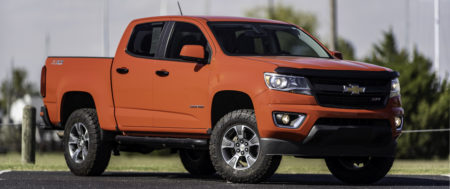 Test Drive with Integrity: 2015 Chevy Colorado Z71
