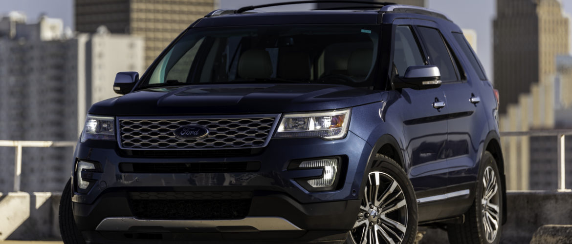 Test Drive with Integrity: 2016 Ford Explorer Platinum