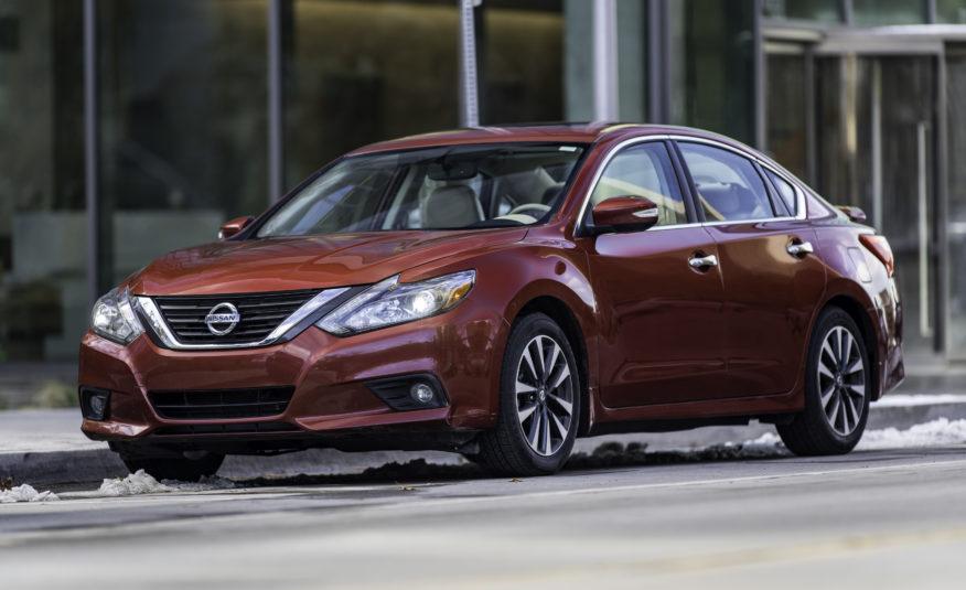 2016 Nissan Altima SL Stock# 179976