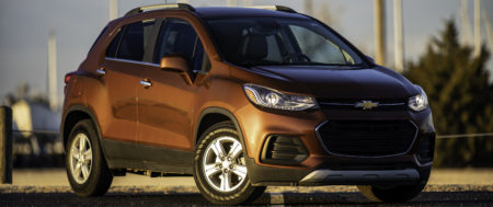 Test Drive with Integrity: 2019 Chevy Trax LT