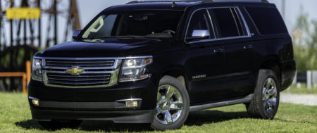 Test Drive with Integrity: 2015 Chevy Suburban LTZ